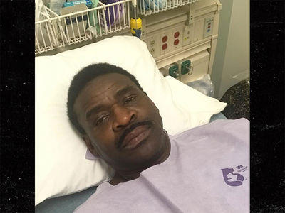 Michael Irvin 'Terrified' For Future After Throat Cancer Tests