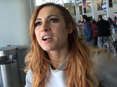 Becky Lynch Shades Rob Gronkowski Over WWE Future
