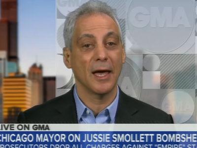 Jussie Smollett Got Better Treatment Than I Would, Says Mayor Rahm Emanuel