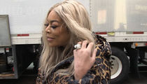 Wendy Williams Dodges Questions About Husband's Alleged Affair