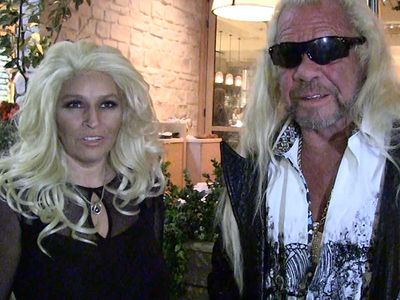 Dog the Bounty Hunter & Wife Dine Out, Beth Looks Great Amid Cancer Battle