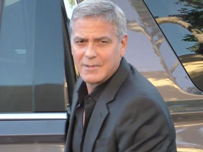 George Clooney Wants Boycott of Brunei's Hotels Over Anti-Gay Death Law