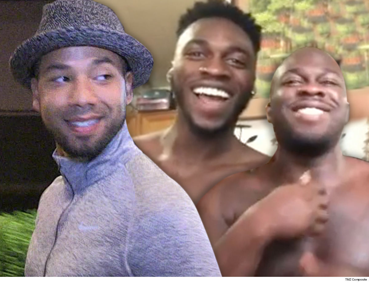 Osundairo Brothers' Fitness Biz is Booming After Jussie Case