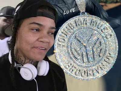 Young M.A Drops $140k on Birthday Bling For Herself