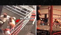 Conor McGregor Still Training His Ass Off Despite 'Retirement'