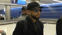 Jussie Smollett Lands in L.A. Ahead of NAACP Image Awards