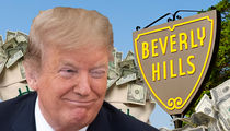 President Trump Getting Bev Hills Bash Hosted by GOP Megadonor Lee Samson