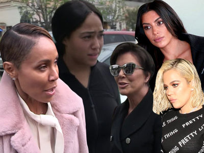 Jada Pinkett Smith Unfollows Kris, Kim and Khloe Because of Jordyn Woods
