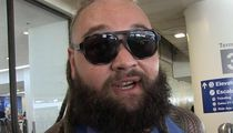 WWE Superstar Bray Wyatt Says He'd Love to Fight Gronk