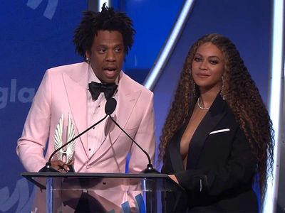 Jay-Z and Beyonce Honor Family Members During GLAAD Media Awards Speech