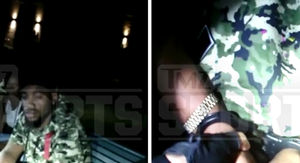 NFL's Rico Gathers Weed Arrest Video, Peacefully…