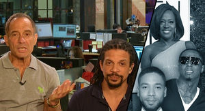 TMZ Live: Jussie Smollett Returns to Hollywood