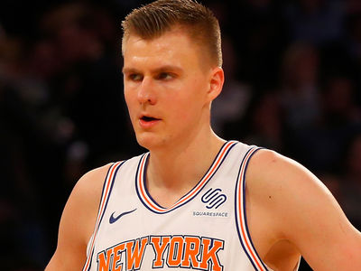 Kristaps Porzingis Investigated for Rape, Allegedly Called Woman 'My Slave'