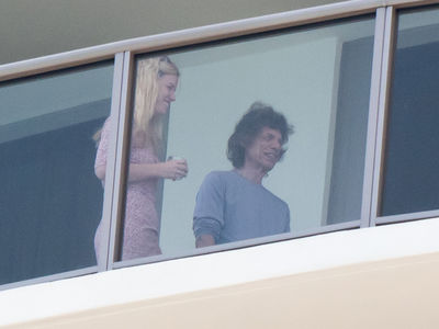 Mick Jagger Spotted for First Time Since Tour Postponement