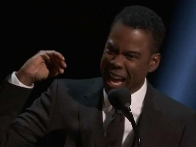 Chris Rock Goes After Jussie Smollett at NAACP Image Awards