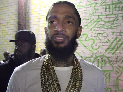 Nipsey Hussle Murder Alleged Getaway Driver Says She Was in the Dark