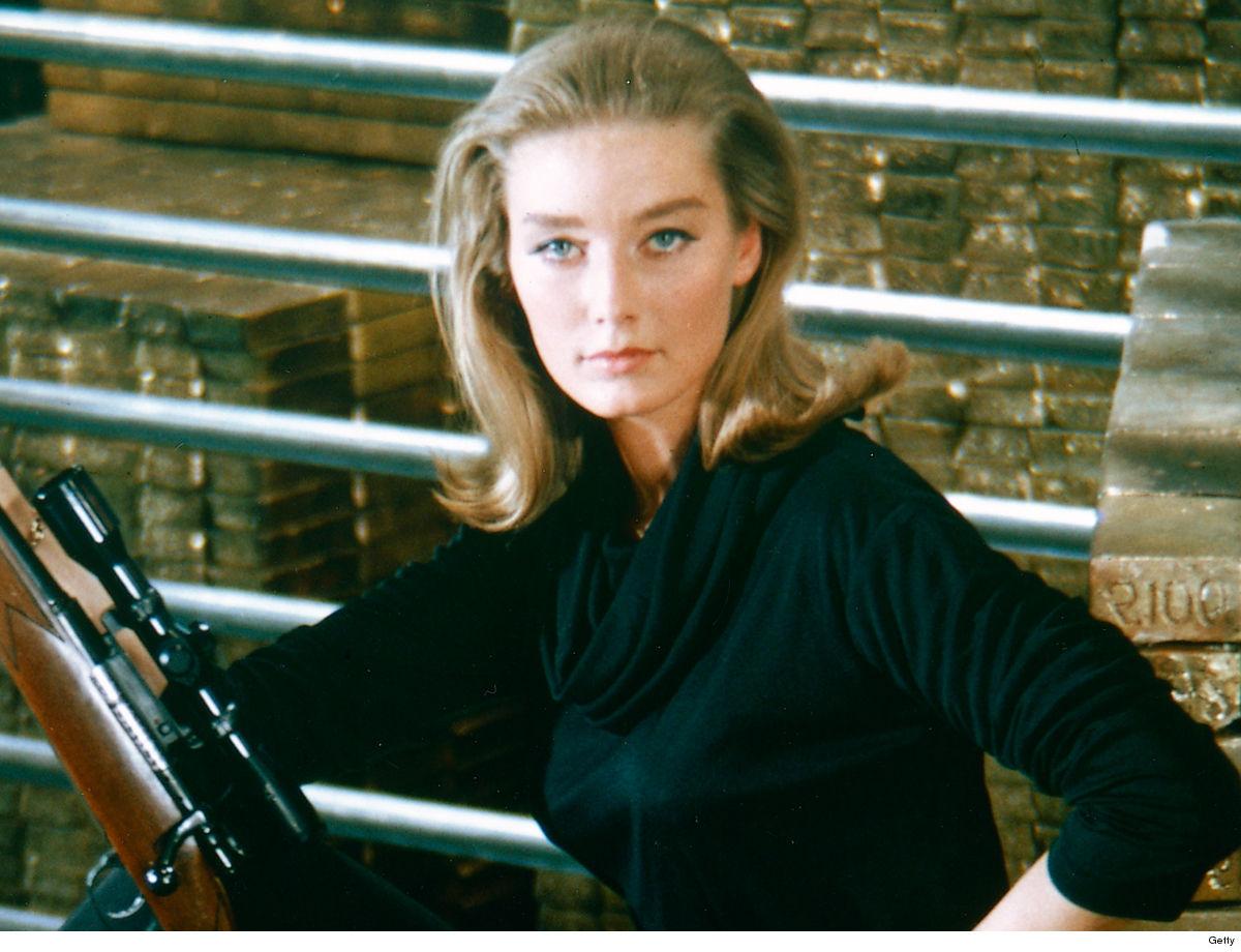 Tania Mallet: 'Goldfinger' Bond Girl Tania Mallet Dead At 77