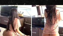 Jordan Poyer's Wife Rachel Bush Twerks on a Yacht