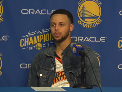 Stephen Curry Shocked By Nipsey Hussle Death, 'Sad, Tragic Event'