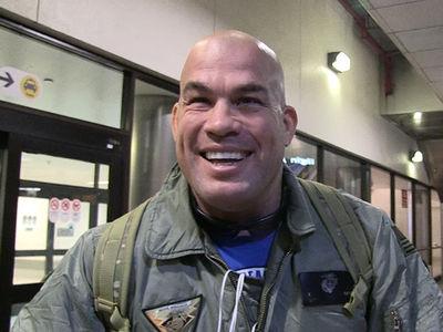 Tito Ortiz Says He's Not Retiring, 'I'm Fighting in October!'