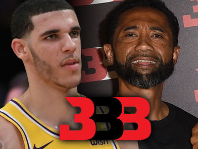 Lonzo Ball Sues Big Baller Brand Co-Founder Alan Foster For Fraud