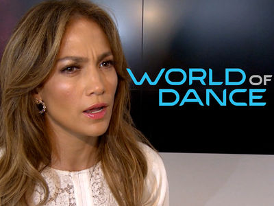 Jennifer Lopez Sued for $6.5 Million for Stealing 'World of Dance'
