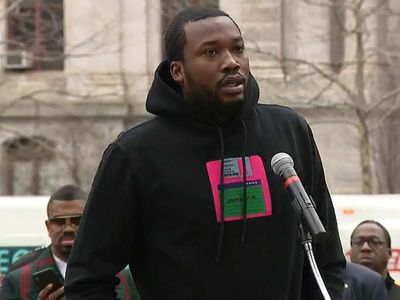 Meek Mill, Van Jones Propose PA Bill to Reform Criminal Justice System