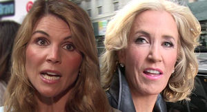 Lori Loughlin & Felicity Huffman Won't Get Plea Deal without Prison Time