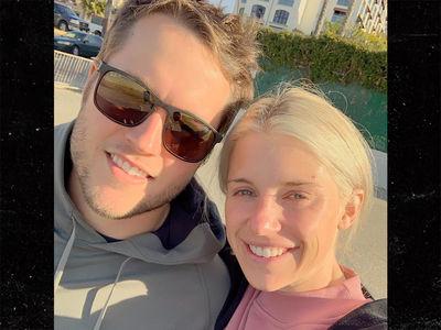 Matthew Stafford's Wife Kelly Reveals She Has Brain Tumor, Needs Surgery