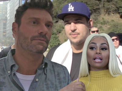 Judge Says Ryan Seacrest Can Be Deposed in Blac Chyna's Kardashians Lawsuit