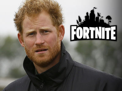 Prince Harry Calls for Fortnite Ban in UK
