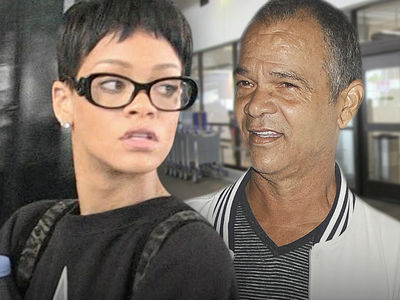 Rihanna's Dad Threatened with Lawsuit by Artist Claiming Fraud