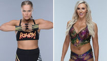Ronda vs. Charlotte ... Who'd You Rather?! (Wrestlemania 35 Edition)