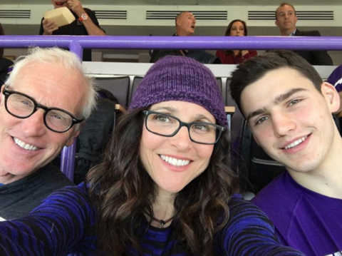 Julia Louis-Dreyfus -- Northwestern Wildcats