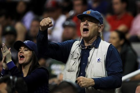 Bill Murray -- Xavier Musketeers