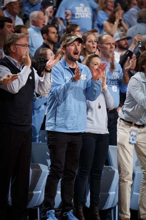 Eric Church -- North Carolina Tar Heels