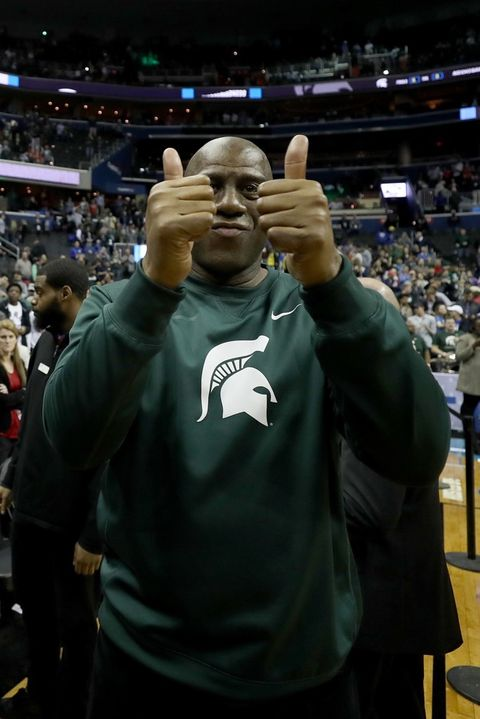 Magic Johnson -- Michigan State Spartans