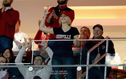 Jennifer Lawrence -- Louisville Cardinals