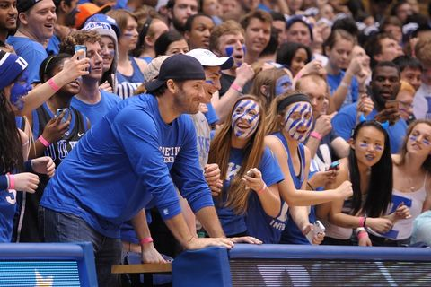 Tony Romo -- Duke Blue Devils