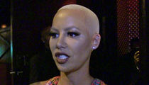 Amber Rose Having Rough Early Pregnancy, Same Sickness as Kate Middleton