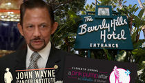 Beverly Hills Hotel Loses 2 Events in Boycott Over Brunei's Anti-Gay Laws