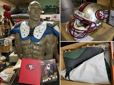 Terrell Owens' Storage Unit Auctioned Off, Loses NFL Keepsakes