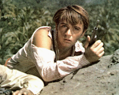 Tommy Kirk shot to stardom as a teen for his classic Disney roles like Ernst in 'The Swiss Family Robinson,' Travis Coates in 'Old Yeller' and Joe Hardy in 'The Hardy Boys.'