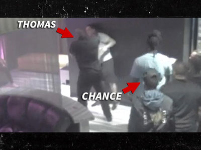 Chance the Rapper's Bodyguard Sued for Alleged Beatdown Caught on Video