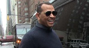 A-Rod Asked if Wedding to J Lo Should Go Down at…