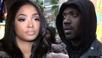 Ray J & Princess Love Offering $20k Reward for Missing Dog