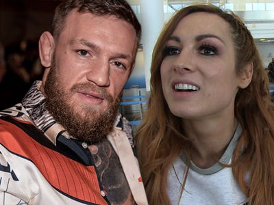 Conor McGregor Congratulates Becky Lynch, Teases Possible WWE Match