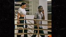 Kylie Jenner and Travis Scott Shop, And She's Wearing Nike!