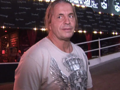 Bret Hart on WWE Hall of Fame Attack, 'I'm Okay!'