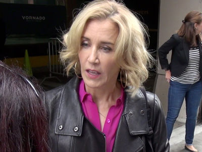 Felicity Huffman to Plead Guilty to College Cheating, Feds Want Prison Time
